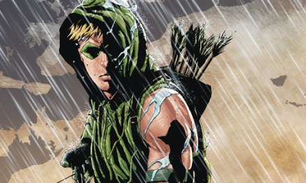 Avant-Première VO: Review Green Arrow #17