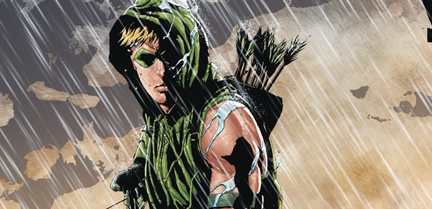 Avant-Première VO: Review Green Arrow #17