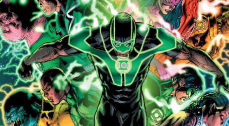 Avant-Première VO: Review Green Lantern #17