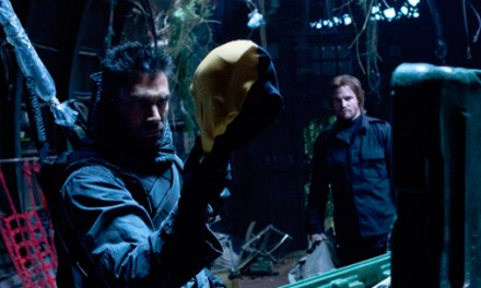 Arrow S01E14