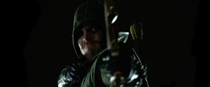 Arrow S01E15