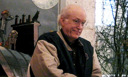 Conférence Don Rosa @ Angoulême 2013