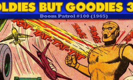 Oldies But Goodies: Doom Patrol #100 (Dec. 1965)