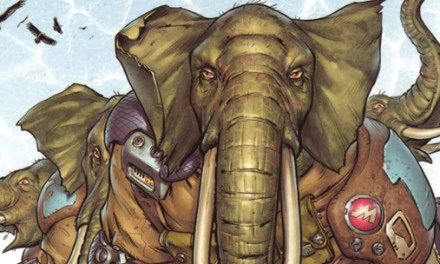 Trade Paper Box #84: Elephantmen T1: Jouets de Guerre