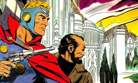 Trade Paper Back #85: Flash Gordon: l'intégrale de Al Williamson T1