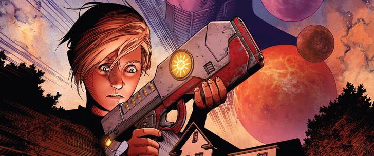 Avant-Première VO: Review Guardians of the Galaxy #0.1