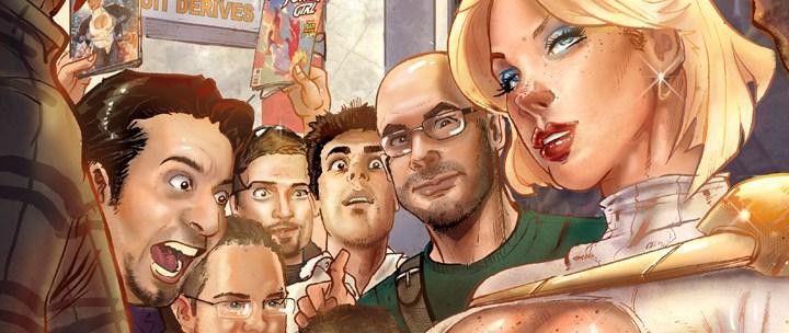 La Power Girl classique de retour pour le Free Comic Book Day !