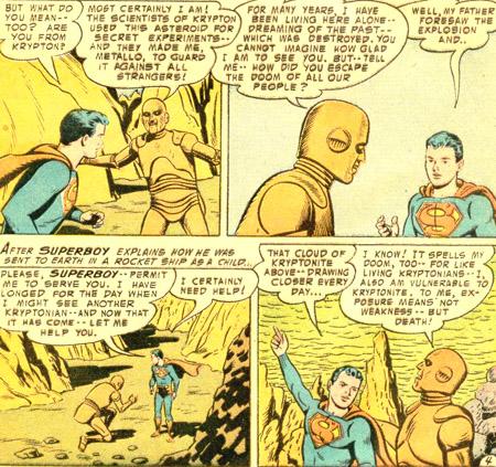 Superboy et Metallo s'unissent pour se sauver