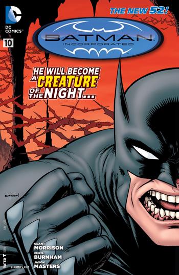 Batman Incorporated #10