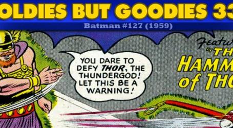 Oldies But Goodies: Batman #127 (1959) (2)