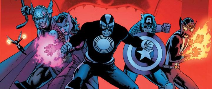 Avant-Première VO: Review Uncanny Avengers #7