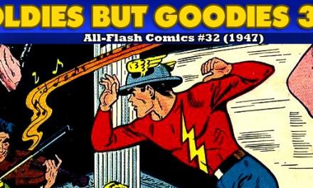 Oldies But Goodies: All-Flash Comics #32 (Dec. 1947)