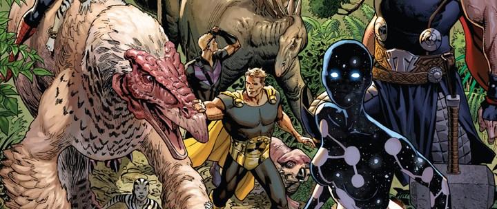Avant-Première VO: Review Avengers #12