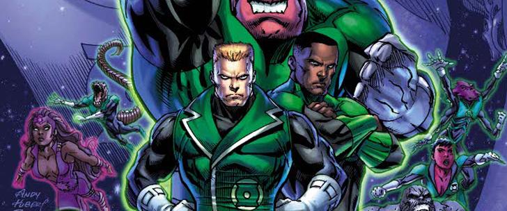Preview: Green Lantern Corps #20