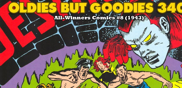 Oldies But Goodies: All-Winners Comics #8 (1943)