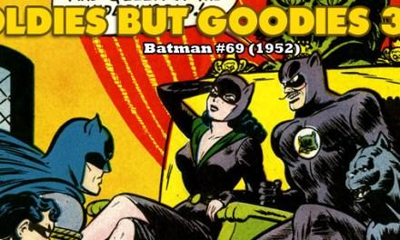 Oldies But Goodies: Batman #69 (Fév. 1952)