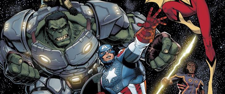 Marvel In August 2013: Marvel Universe