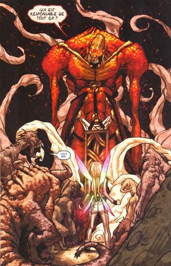 Trade Paper Box #91: X-Men - Pixie contre-attaque !