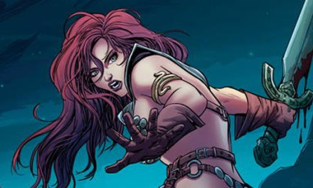 Preview: Red Sonja Annual #4