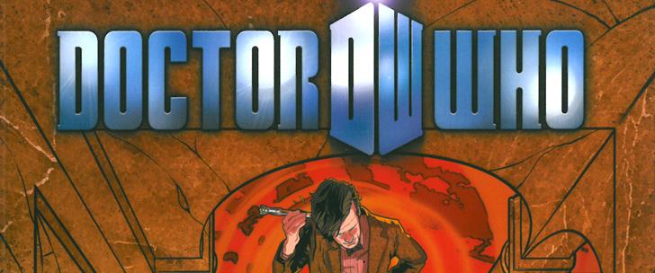 Trade Paper Box #93: Doctor Who – Venu de l'espace