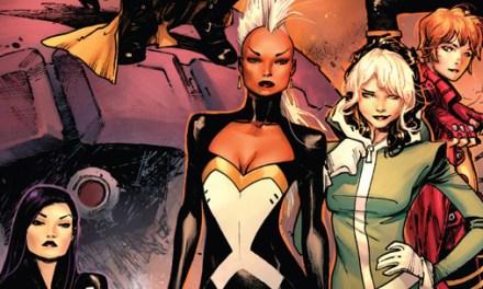 Avant-Première VO: Review X-Men #1
