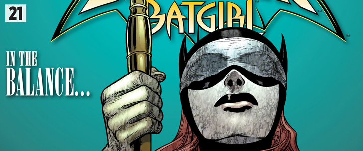 Avant-Première VO: Review Batman And Batgirl #21