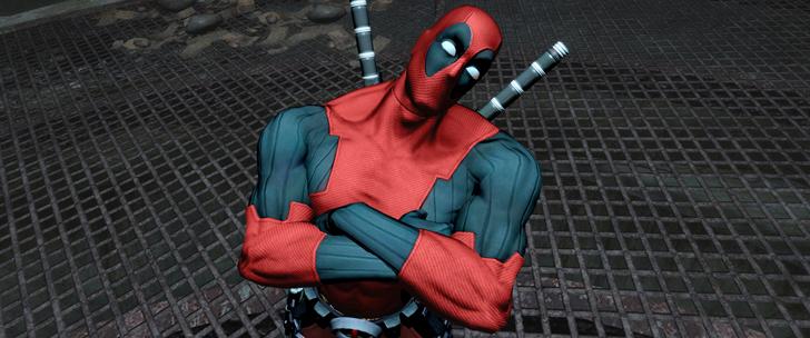 Review : Deadpool, le jeu