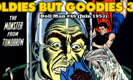 Oldies But Goodies: Doll Man #46 (Juin 1953)