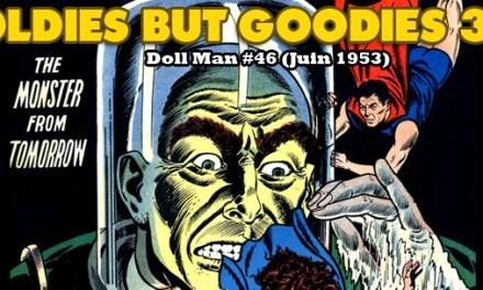 Oldies But Goodies: Doll Man #46 (Juin 1953)