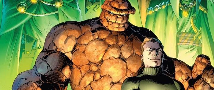 Avant-Première VO: Review Fantastic Four #9