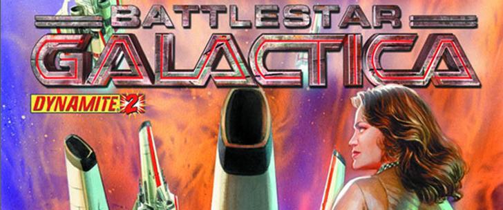 Preview: Battlestar Galactica #2