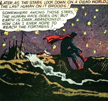 Superman est morose...