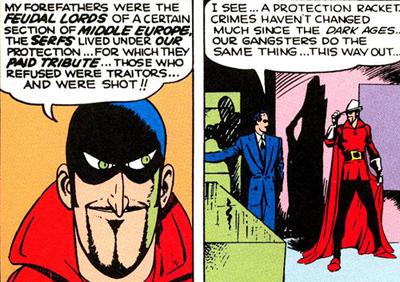 Black Bow s'explique sur ses actes...