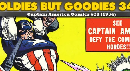 Oldies But Goodies: Captain America Comics #78 (Sept. 1954)