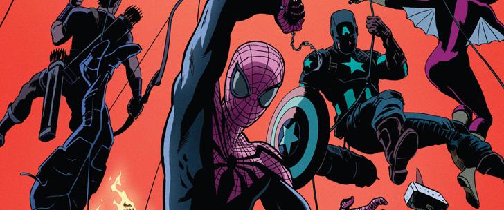 Avant-Première VO: Review Superior Spider-Man Team-Up #1