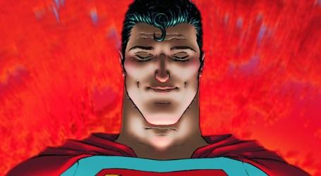 Un été en Super-Héros sur France Info / Superman