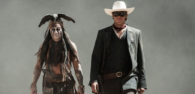 Review : Lone Ranger