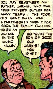 Alfred, fils de Jarvis