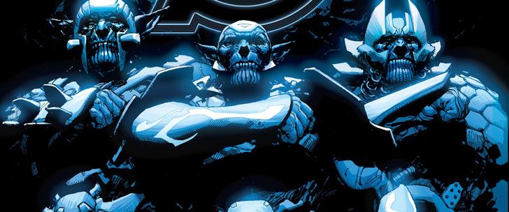Avant-Première VO: Review Avengers #18