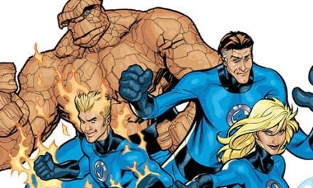 Un été en Super-Héros sur France Info / Fantastic Four