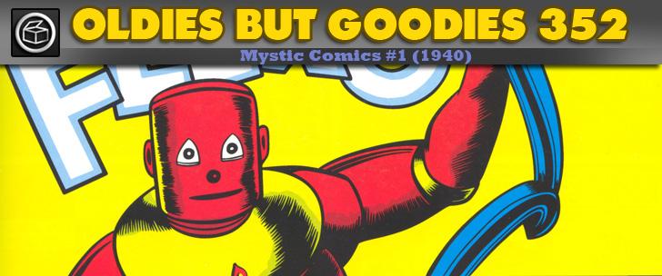 Oldies But Goodies: Mystic Comics #1 (Mars 1940) (3)