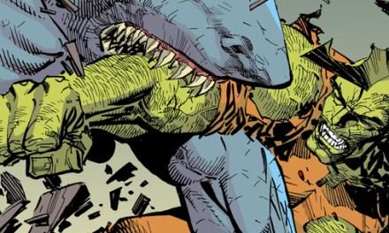 Avant-Première VO: Review Savage Dragon #190