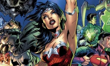 Un été en Super-Héros sur France Info / Wonder Woman