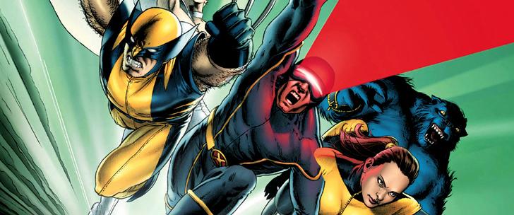 Un été en Super-Héros sur France Info / X-Men