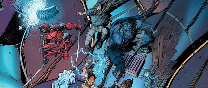 Avant-Première VO: Review All-New X-Men #16