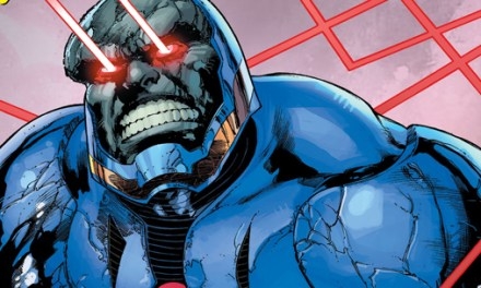 Avant-Première VO: Review Justice League #23.1 Darkseid
