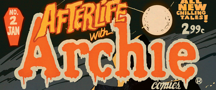 Preview: Afterlife With Archie #2