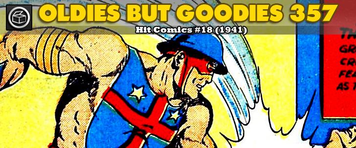 Oldies But Goodies: Hit Comics #18 (Déc. 1941)