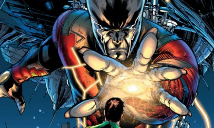 Avant-Première VO: Review Green Lantern #24