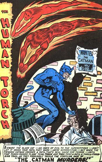 Encore un autre Catman...
